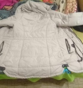 Куртка, зимняя, подросковая