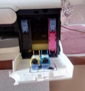 Сканер с сканером 2 в одном
