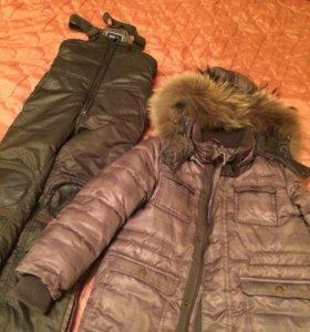 Куртка+комбез ( Гуливер)