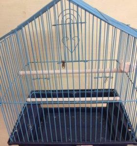 Клетка для канарейки или попугая