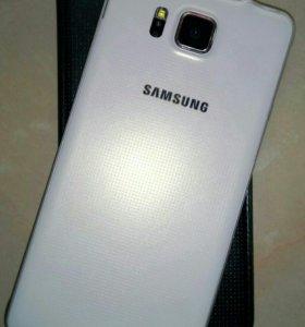 Samsung galaxy alpha 32gb.
