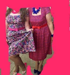 Платье olivgrey 54 размер