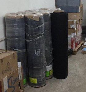 Резиновое напольное покрытие Ecoguard  USA