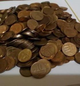 Монеты одним лотом