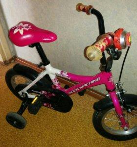 Детский велосипед до 4 лет (12 дюймов)