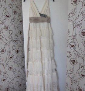 ❗️СРОЧНО❗️Свадебное (вечернее) платье.