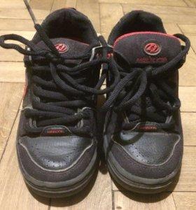 Роликовые кроссовки Heelys 33 размер