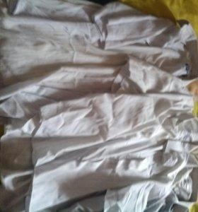 Рубашки 52-54р