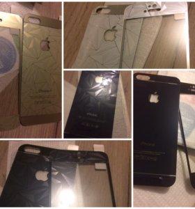 3D Защитные стекла для iPhone 5s