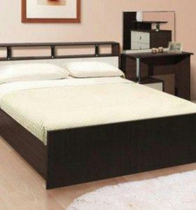 Кровать СОЛОМЕЯ 1,6х2,0; с матрасом