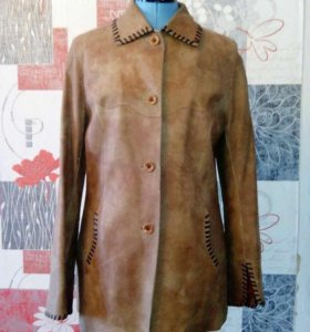 Кожаный пиждак,куртка