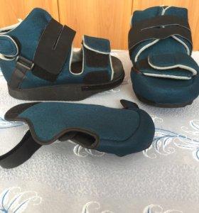 Ортопедические женские ботинки