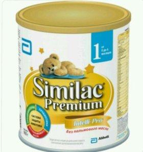 Молочная смесь Similac Premium 1 с рождения 900 г