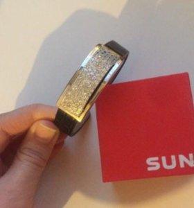 Кожаный браслет Sunlight