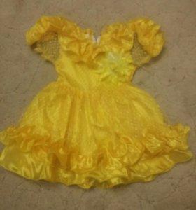 Платье на рост 98 см