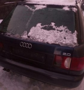 Запчасти на Audi a6 c4