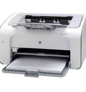 Принтер (торг) hp laserjet pro p1102