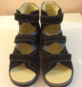 Детские ортопедические сандалии Sursil-Orto