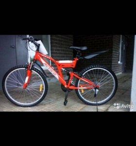 """Новый Горный Велосипед Actico Master Elite 26"""""""