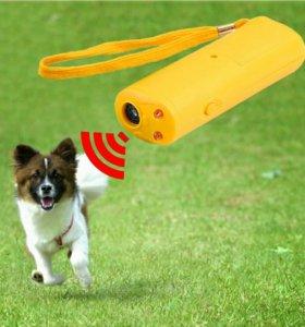 Ультразвуковой отпугиватель собак.