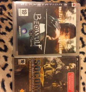 Игра на PS 3 Beowulf
