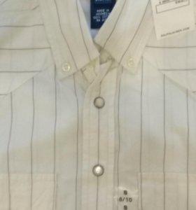 Рубашка Ralph Lauren новая на 10 лет