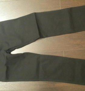 Джинсы-брюки классические