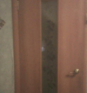 Межкомнатные двери, ламинат, монтаж не продажа