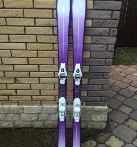 Горные лыжи Salomon starlite