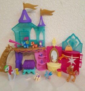 Замок для пони