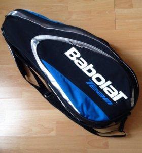 Babolat Team сумка для теннисных ракеток новая