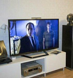 3D LG Smart TV / WiFi / DVB-T2 / 400 Hz