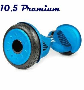 Гироскутер SB PREMIUM 10,5 синего матового цвета