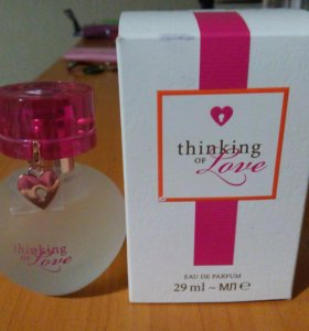 Thinking of Love. MARY KAY.