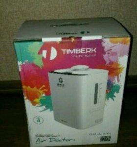 ультразвуковой увлажнитель воздуха Timberk новый
