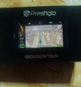 GPS-навигатор Prestigio Geovision tour PGPS7795