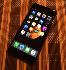 IPhone 6 Plus, Space Gray, 64GB