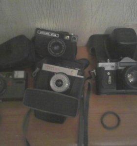 Фотоапараты ссср