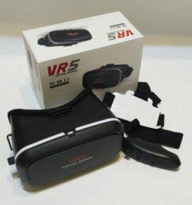 Очки VR5 виртуальной реальности