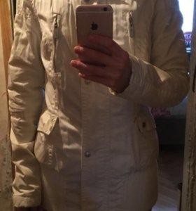 Куртка удлиненная Stradivarius