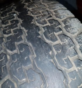 Шины Bridgestone Dueler H/T 689 205/80 R16