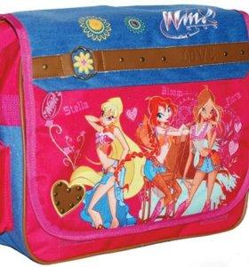 Новые сумочки с Винкс