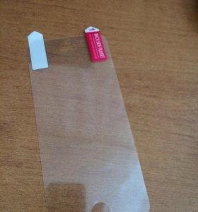 Защитная плёнка на iPhone 5/5s