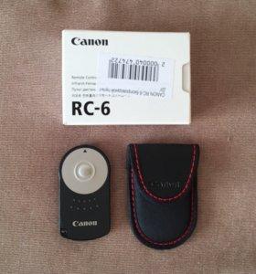 Canon RC-6 беспроводной пульт ДУ