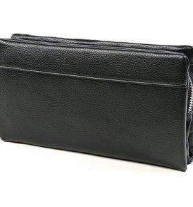 Барсетка мужской клатч кошелек портмоне бумажник