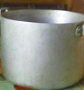 Бак кухонный алюминиевый .