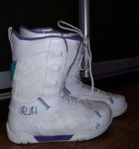 Ботинки для сноуборда. В идеальном состоянии.