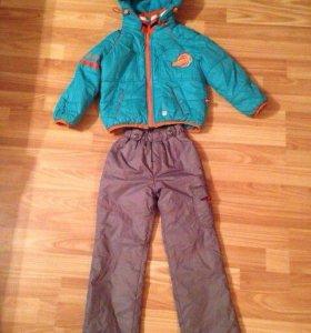 Демисезонный детский костюм