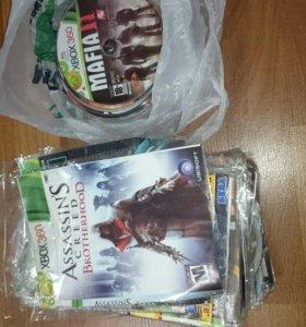 80 игр на Xbox 360 Elite