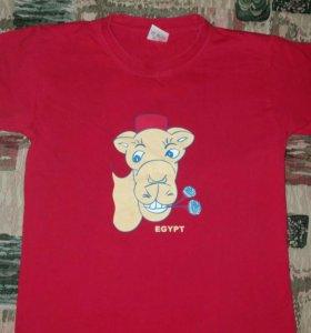 Модная футболка на мальчика или девочку до 9 лет